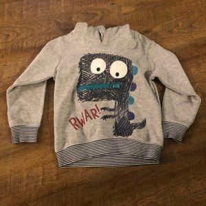 matalan Shirts   Tops   3d Dino Hoodie   Poshmark 81cf090203